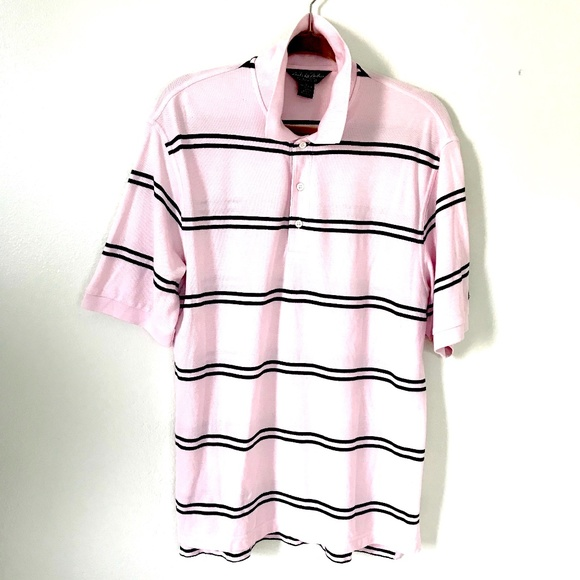 Brooks Brothers Other - Brooks Brothers* Country Club Golf/Polo Shirt Pink
